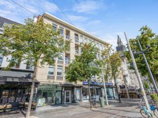 Ligging : Groenplaats toplocatie Antwerpen. Detailhandel, winkels, restaurants en openbaar vervoer voor de deur. Op wandelafstand van de vernieuwde ka