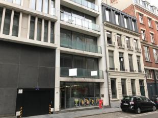 Res. Urbain - Ruim één-slaapkamerappartement met groot terras in het centrum van Antwerpen<br /> Locatie: Frankrijklei 98, Antwerpen op