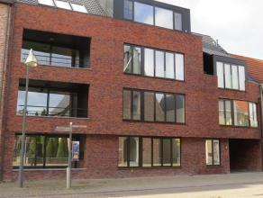 Instapklaar nieuwbouwappartement in het centrum van Turnhout met 2 slaapkamers en inpandig terras.Ligging: Gelegen aan de Theobalduskapel en op wandel