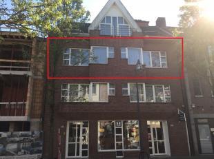 Zeer ruim 2 slaapkamer appartement (106m²) met terras en lift.Op wandelafstand van scholen, de Grote Markt, winkelstraat etc., vlakbij de ring va