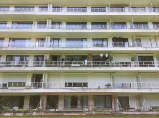 Gelijkvloers appartement met 1 slaapkamer in groene omgeving! Ligging: Gelegen in rustige omgeving nabij'Rooi' en'Berchem-bos' nabij vele invalswegen!