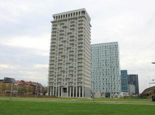 Ligging: Residentie De Lichttoren is gelegen aan de rand van park Spoor Noord, op wandelafstand van het Eilandje dankzij de nieuwe parkbrug. Belangrij