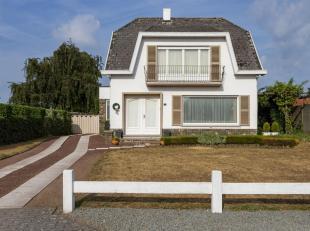 Prachtige vrijstaande woning op 820m² gelegen op rustige locatie.<br /> Ligging:rustig gelegen in kindvriendelijke doodlopende straat met enkel p