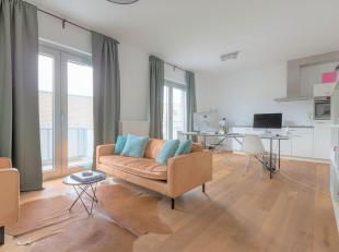 Appartement (deuxième étage)<br /> Lieu: Un appartement confortable de 50m² habitables, situé au deuxième étag
