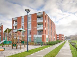 Recent energiezuinig appartement afgewerkt met hoogwaardige materialen met 2 slpk, ondergrondse parking en berging gelegen op de 3 verdieping in de re