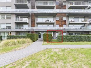 Appartement (Rez-de-chaussée)<br /> Lieu: spacieuse appartement de +- 105m² habitables, située au rez-de-chaussée, d'une r&e