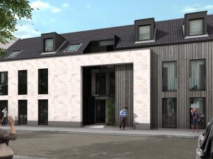 Nieuwbouwappartement in het centrum van Nijlen ! Indeling: Inkomhal , apart toilet , badkamer , slaapkamer , woonkamer met open keuken , berging , ter