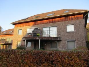 Dit goed gelegen appartement bevindt zich op het gelijkvloers en omvat een inkomhal met ingemaakte kasten, apart toilet, een berging, een ruime leefru