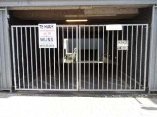 Garage à louer                     à 2500 Lier