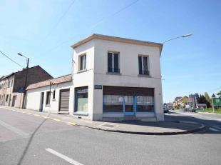 Bedrijfsvastgoed te koop                     in 7390 Quaregnon