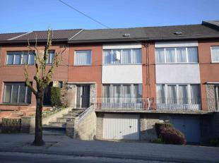 Huis te koop                     in 7100 La Louviere