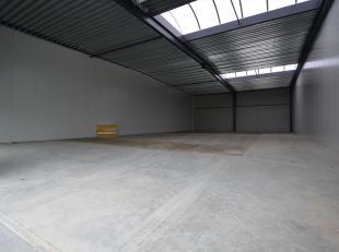 8 nieuwbouw KMO-units (312m²) te huur in Lauwe. Deze units zijn moduleerbaar naar 624 m², 936 m² of 1248 m². Iedere unit is voorzi