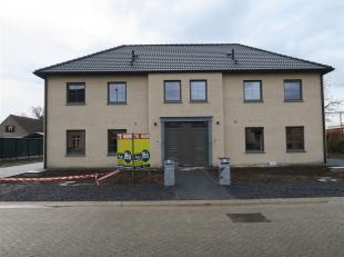 Eikenstraat 7: 950 : mooie nieuwbouwwoning op een rustige ligging nabij Janssen Pharmaceutica, 3 slaapkamers, aangename tuin op het zuiden met tuinhui