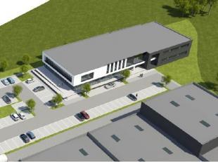 Prachtig nieuwbouw kantoorgebouw met open zicht op de velden te koop te Landegem. Deze nieuwe ontwikkeling is gelegen langs de Vosselarestraat en is z