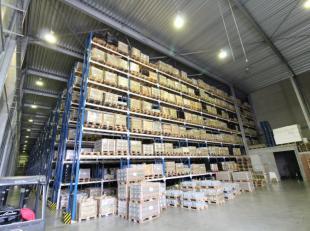 Opslag en behandeling van gepalletiseerde goederen in Aalter. Elke hoeveelheid is bespreekbaar. De opslagruimte is speciaal voorzien van een lage luch