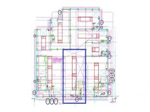 Nieuwe KMO-unit van 570 m², op 5 min van de A12. Deze unit beschikt over een gepolierde betonvloer, sectionale poort en aparte toegangsdeur, lich