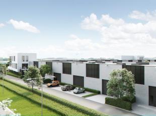 Prachtige KMO-unit van 536 m² te koop in het Old Road Busines Park te Mechelen. De ruimte beschikt over een vrije hoogte van 6 m, grote sectional