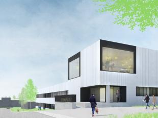 Espaces polyvalentes/ bureaux jusqu'à 2.000 m² à louer à une location fantastique auprès le R0 à Grand--Bigard