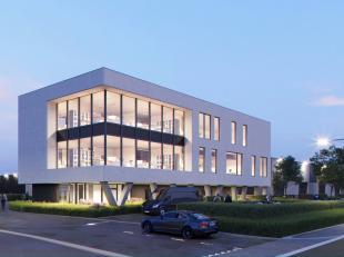 Prachtige nieuwbouw opslagruimte van 3.000 m² met kantoren op maat te koop te Mechelen. Dit alleenstaand gebouw is fantastisch gelegen op amper 1