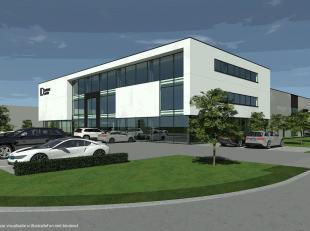 Gloednieuwe kantoorruimte met een oppervlakte van 320 m² te koop in de nieuwe ontwikkeling 'ID Business Park', centraal gelegen op een toplocatie