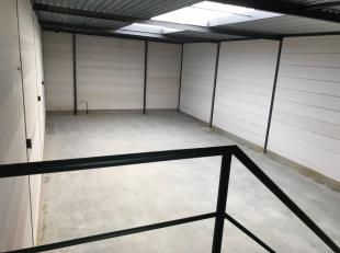 Nieuwbouw magazijn met een oppervlakte van 363 m² in combinatie met een duplexverdieping van 53 m² te koop op een toplocatie nabij de E19 te