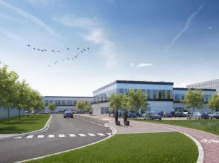 Fantastisch gelegen bedrijfsgebouw bestaande uit 536 m² polyvalente ruimte in combinatie met 526 m² kantoren te koop met zichtlocatie vanaf