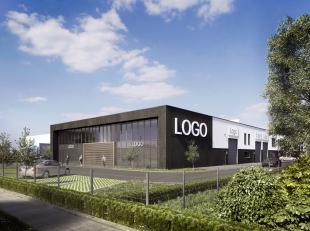 Fantastisch gelegen KMO-unit met een oppervlakte van 120 m² te koop langsheen de Leuvensesteenweg te Zaventem. De robuuste opslagruimte heeft een