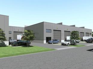 LAATSTE KANS! Gloednieuwe KMO-unit met een oppervlakte van 171 m² te koop in de gloednieuwe ontwikkeling 'ID park', centraal gelegen langsheen de