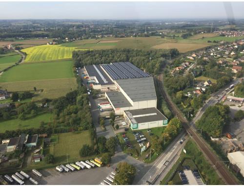 Bâtiment d'entreprise à louer à Zellik, € 71.639