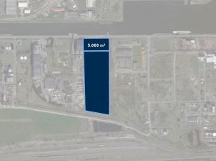 Perceel industriegrond met een oppervlakte van 5.000 m², gelegen op industriezone Oostende 2. Het bouwrijpe terrein met een totaliteit van 40.303