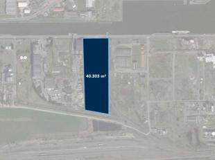 Terrein industriegrond van 40.000 m² te koop, gelegen in de industriezone Oostende 2. Het bouwrijpe kavel industriegrond biedt tal van mogelijkhe
