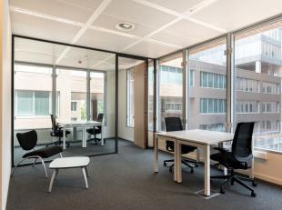 Instapklare kantoorruimte voor 8 personen (meer of minder kan ook) te huur op een toplocatie in Gent. De kantoren zijn voorzien van oa. meubilair en a