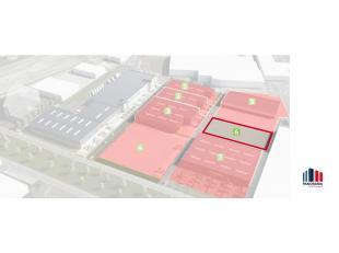 Fantastisch gelegen terrein van 3.720 m² met een project op maat van +/- 1.980 m² nabij de R8 te Kortrijk. Het gebouw wordt op maat uitgewer