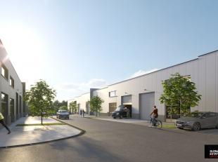 Nouveau unité pme de 162 m² avec fenêtre à vendre. Très facile daccès, connexion direct vers le Ring de Bruxell