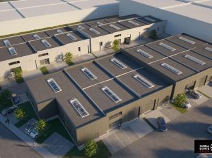 Nouveau projet PME à vendre à Relegem, 24 unités PME avec des superficies à partir de 162 m², joignable jusquà