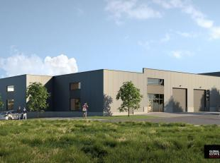 Nouveau unité pme de 324 m² avec fenêtre à vendre. Très facile daccès, connexion direct vers le Ring de Bruxell