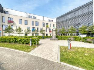 """Zorgeloos wonen of beleggen in het centrum van Tienen?<br /> De site """"De 2 Poorten"""" heeft een uitstekende ligging in een residentiële wijk van he"""