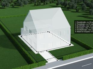 Goed gelegen bouwperceel voor open bebouwing te Alken met een oppervlakte van 1.124 m². Geschikt voor het oprichten van een ééngezi