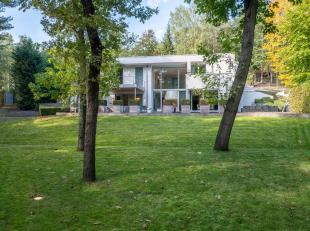 Prachtige moderne instapklare villa op een grond van 11900 m², gelegen vlakbij invalswegen in het bosrijke Bolderberg.<br /> Exclusiviteit, priva