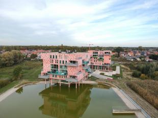 Dit prachtige appartement is gelegen op de rand van Mechelen, omgeven door groen en rust. Dichtbij de stadskern en vlot bereikbaar.<br /> Via de inkom