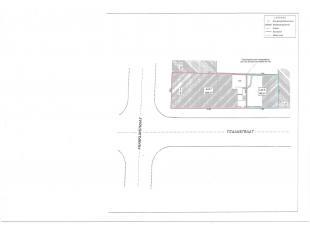 Plannen voorzien voor huis:<br /> GELIJKVLOERS<br /> - Inkom + hall 12,5m²<br /> - Kamer 9,5m²<br /> - Kamer 9,7m²<br /> - Douchekamer: