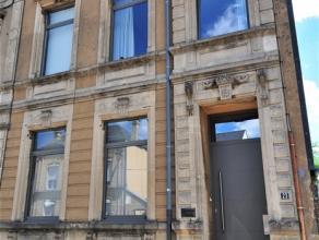 Magnifique maison de maître dans le centre d'Arlon, entièrement rénovée avec goût, dans un esprit contemporain avec d