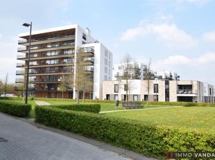 Nieuw appartement op de 2de verdieping met o.a. ruime woonruimte, open keuken, royale slaapkamer, badkamer, 2 terrassen. Wg - Vg - Gmo - Gvv - Gvkr EP