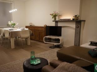 Met smaak gerenoveerd gelijkvloers appartement gelegen in een rustig straatje tussen het gezellige Mechelseplein en de bruisende Nationalestraat.<br /