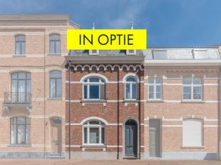 IN OTPIE Prachtig herenhuis met 3 slaapkamers en een bewoonbare oppervlakte van 131m² in hartje centrum. Buiten de mooie uitstraling van de wonin