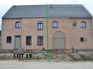Kwaliteitsvolle instapklare nieuwe woning in landelijke stijl op 370 m² te Olmen - Balen.<br /> Rustige gelegen aan de Egstraat.  De dorpscentra