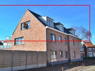 Nieuwbouwappartement met 2 slaapkamers te Mol - Ginderbuiten. <br /> <br /> Openbaar vervoer, handelaars en scholen zijn in de onmiddellijke omgeving.
