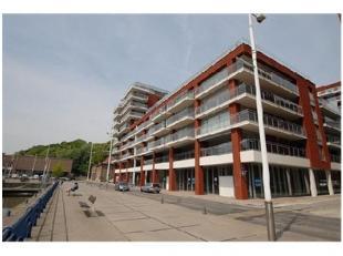In het vernieuwde stadsdeel aan de Vaartkom verkopen wij een nieuw handelspand in Residentie The Waterside aan de waterkant, gelegen naast restaurant