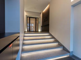 Nabij het stadspark en centraal gelegen, casco duplex appartement van ± 240 m² in een modern, gerenoveerd gebouw met een zonnig, op het zu