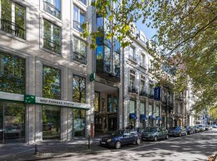 Avenue Louise I Bailli à proximité immédiate de la Place Stéphanie, non loin du Châtelain, au coeur d'un quartier dy
